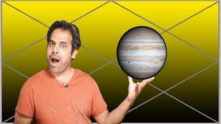 Meaning of Jupiter transit in Astrology Part A (Jupiter through houses)