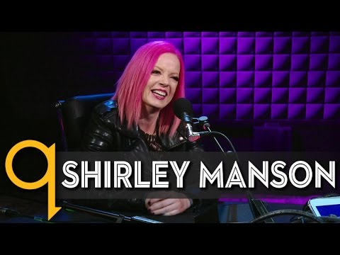 Garbage's Shirley Manson on