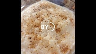 Slow Cooker Rice Pudding Recipe - How To Make Slow Cooker Rice Pudding, Rice Pudding Recipe