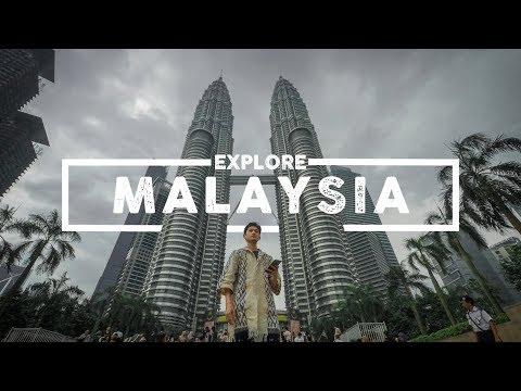 MALAYSIA vs INDONESIA BAGUSAN MANA? Travel Vlog Keliling Negeri Jiran dalam 2 hari WOW!