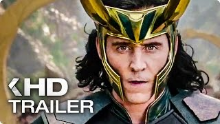 THOR 3: Ragnarok International Trailer (2017)