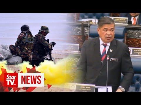 Defence White Paper Tabled In Dewan Rakyat
