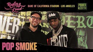 Pop Smoke Talks Possible 2020 Collabs With Travis Scott & Calboy