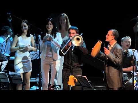 Kiev Big Band feat. Frankie Vasquez, Mitch Frohman & Dislocados - Ahora Mismo