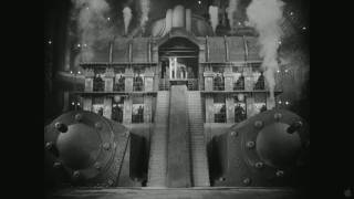 Metropolis Trailer (2010 Re-release)