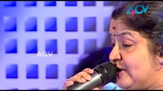Sneha Ragam - KS Chitra sings