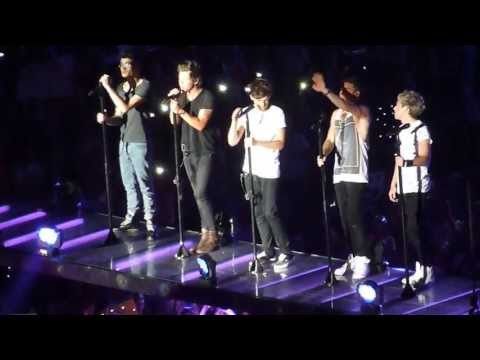 One Direction - Moments LIVE - Minneapolis (July 18, 2013)