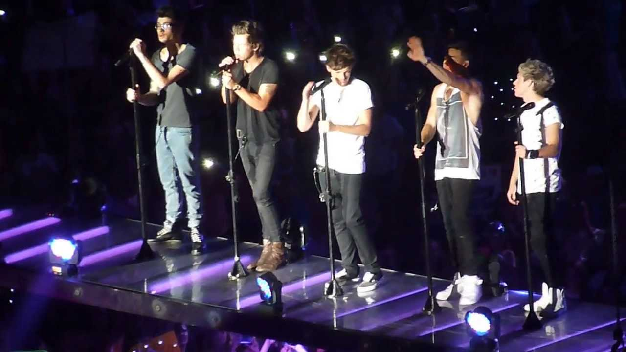 One Direction - Up All Night Live Tour DVD Part 1 on Vimeo