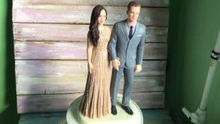 видео свадебный торт на заказ