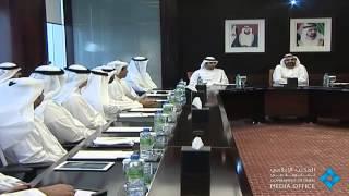 محمد بن راشد يترأس جلسة عصف ذهني ويؤكد أن مرحلة النمو القادمة تتطلب فكراً جديداً في الإدارة