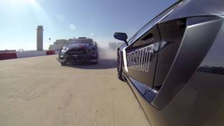 NEED FOR SPEED KEN BLOCK'S GYMKHANA SIX   ULTIMATE GYMKHANA GRID COURSE
