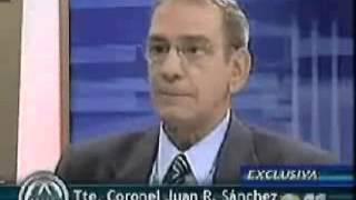 Escolta de Fidel Castro, teniente coronel Juan Reinaldo Sanchez