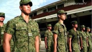 The Making of an Officer - Every Singaporean Son II