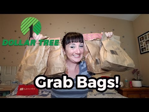 Grab Bags From The Dollar Tree  #4