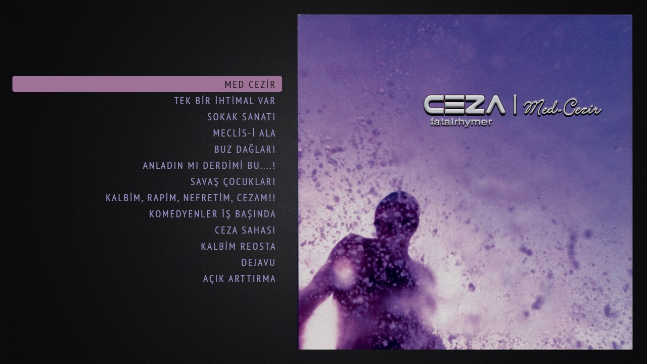 Download CEZA - Med Cezir (Official Audio)