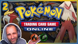 We battle our way through the online ecosystem to earn all of our prize cards...except one.