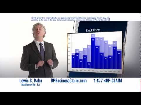 "Kahn Swick & Foti | ""BP Business Claims"""