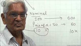 GDP And welfare Class XII Economics by S K Agarwala