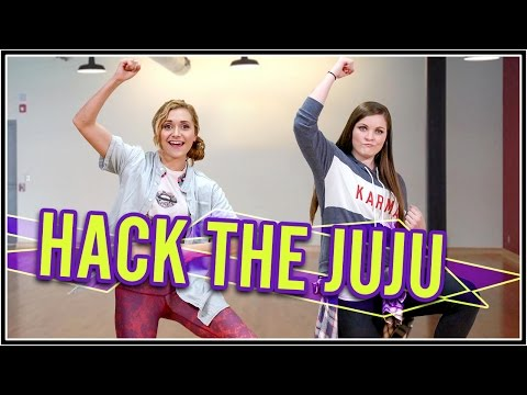 How To JuJu on that Beat with Alyson Stoner I Dance Hacks