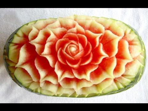 Tập 1: Giới thiệu chung về nghệ thuật cắt tỉa rau củ quả