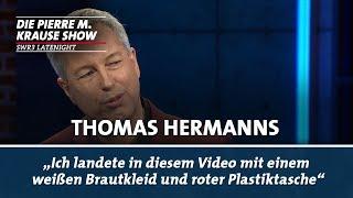Thomas Hermanns über seine Nebenrollen in Musikvideos