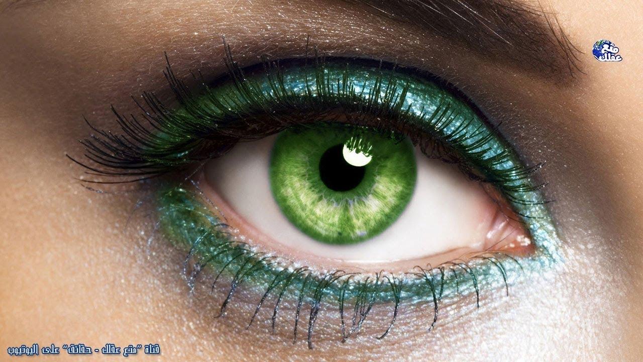 8 حقائق مذهلة لا تعرفها عن العيون الخضراء واصحابها !