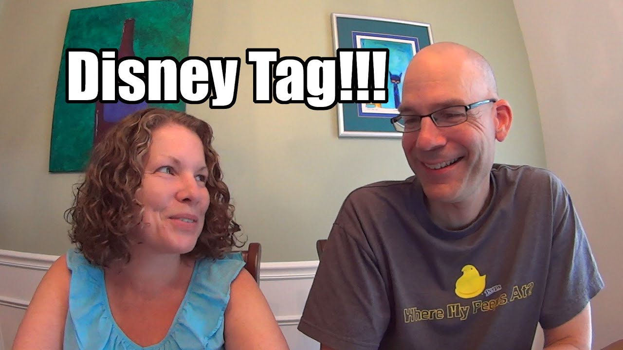 disney tag 30 questions in 5 minutes youtube
