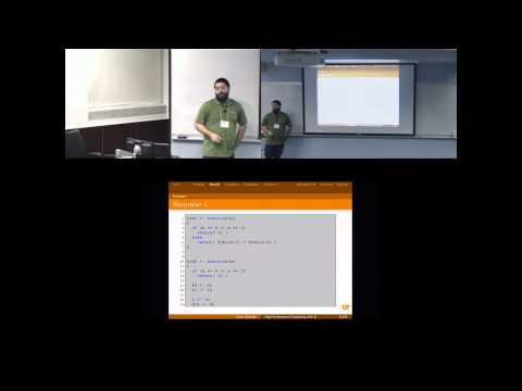 High performance computing with R