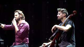 2CELLOS  The Final Performance For The Long Time Ahead  Hallelujah