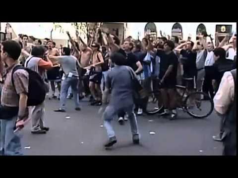 Imágenes sobre estallido popular 2001 Argentina