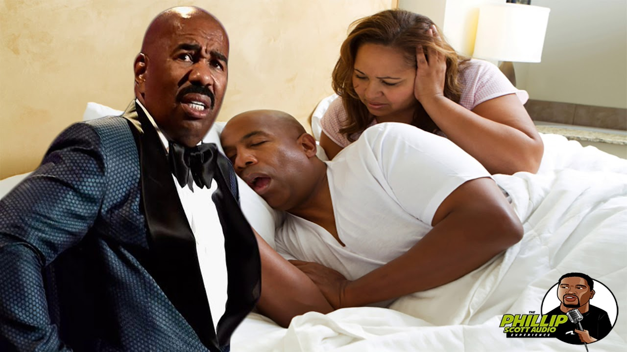 Steve Harvey-Rich People Don't Sleep 8 Hours