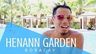 Henann Garden Resort Hotel Review | Boracay island