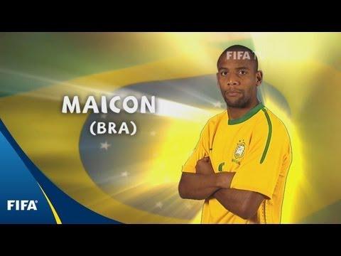 Maicon - 2010 FIFA World Cup