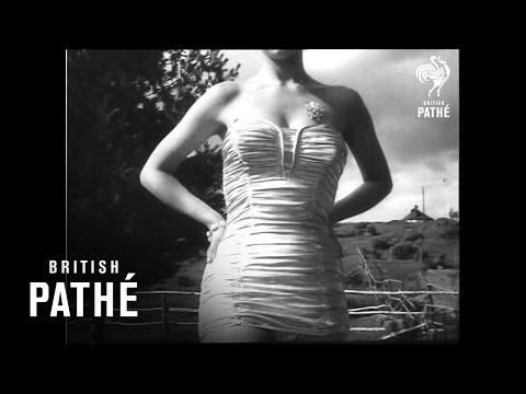 1950s Swimwear Fashion Show