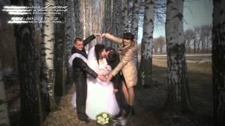 Свадебная видеосъёмка г.Волчанск.Свадьба Карины и Сергея