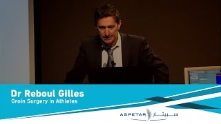 Groin Surgery in Athletes When by Dr Reboul Gilles