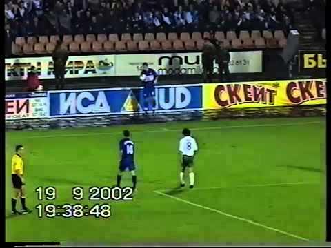 КУЕФА 2002/2003. Металлург Донецк - Вердер Бремен 2-2 (19.09.2002)