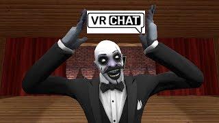 Mr Creepy Annoys Vrchat