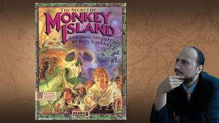 "Gaming History: Monkey Island 1 The Secret of Monkey Island ""Perfect"""