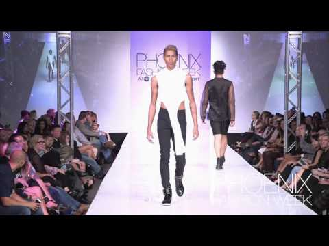 The Art Institute of Phoenix at Phoenix Fashion Week 2016