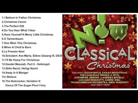 Now Classical Christmas - VA Album 2016 (Canadian Edition)