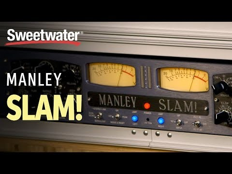 Manley SLAM! 2-channel Tube Mic Preamp/Limiter Overview