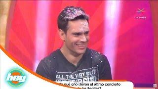 Mercurio y Magneto vs conductores de Hoy en ¡Ya te cargó el payaso! | Hoy