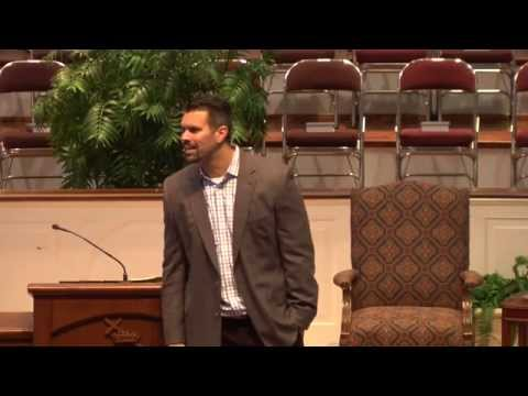 Dr. Robby Gallaty - Senior Pastor, Brainerd Baptist Church, Chattanooga, Tenn.