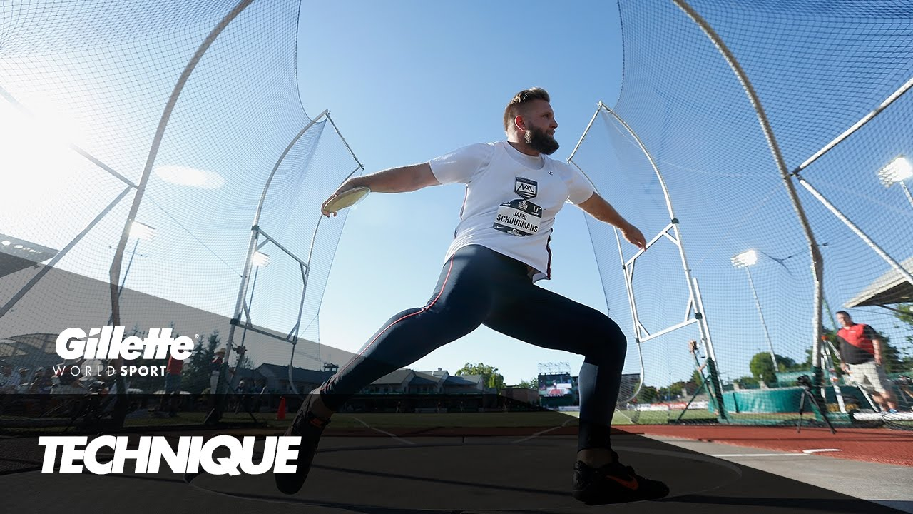 How to Throw a Discus images