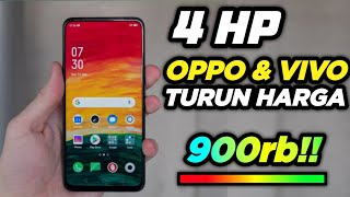 5 HP Vivo Y Series Turun Harga 1 Jutaan!! MAKIN MURAH - 2020.