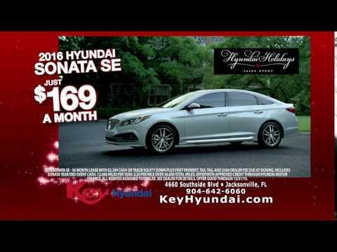 Year End Sales Event :15 | Key Hyundai | Jacksonville, FL