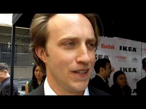 Grace Interviews CEO/FOUNDER of YouTube, Chad Hurley @Streamy Awards