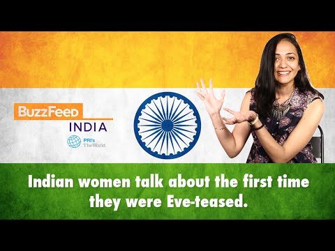 Indian women talk about street harassment | The World