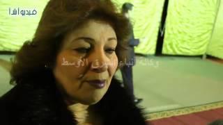 بالفيديو : مارجريت عازر الاعياد والازمات توحد المصرين وبتقول ان احنا ايد واحدة